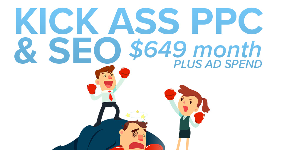 Kick Ass PPC and SEO Combo