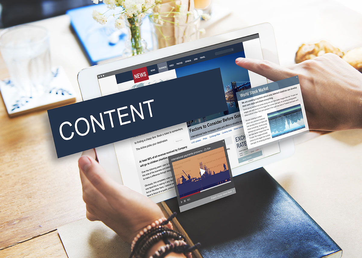 Goals Your Content Marketing Efforts Should Help You Achieve